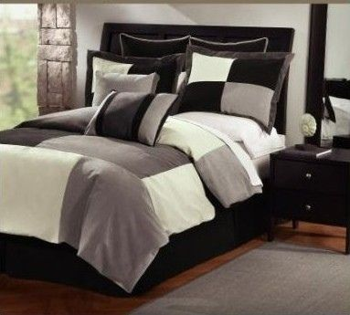 Victorian collections white grey black king comforter set king king bedding sets green grey recent photos the commons getty collection galleries world map app gumiabroncs Gallery