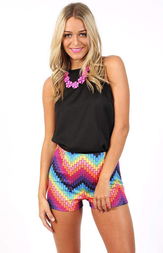 Everland Clothing Royals Shorts | Beginning Boutique