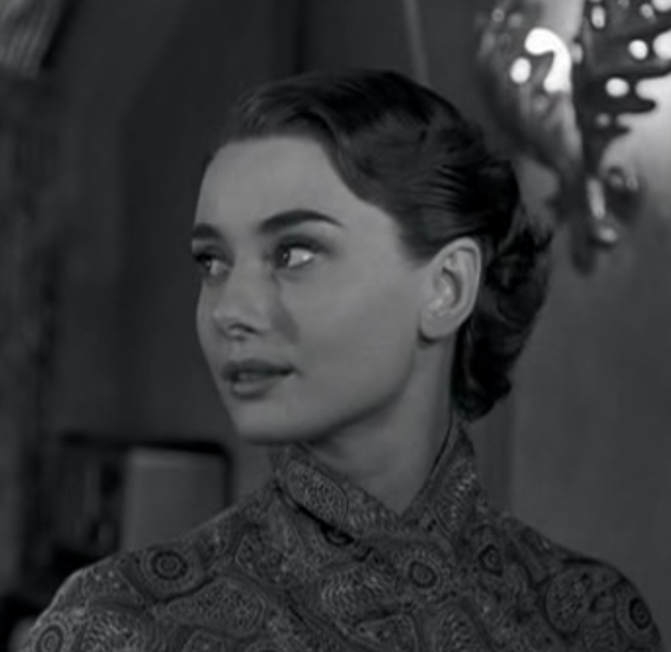 Awesome Audrey Hepburn Roman Holiday Hair Splitting Hairs Pinterest Short Hairstyles Gunalazisus
