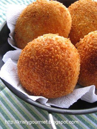 My Little Space: Meatless Japanese Curry Bun @ Kare-Pan