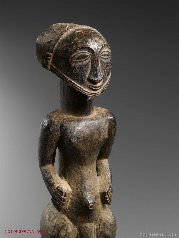 art africain statue hemba