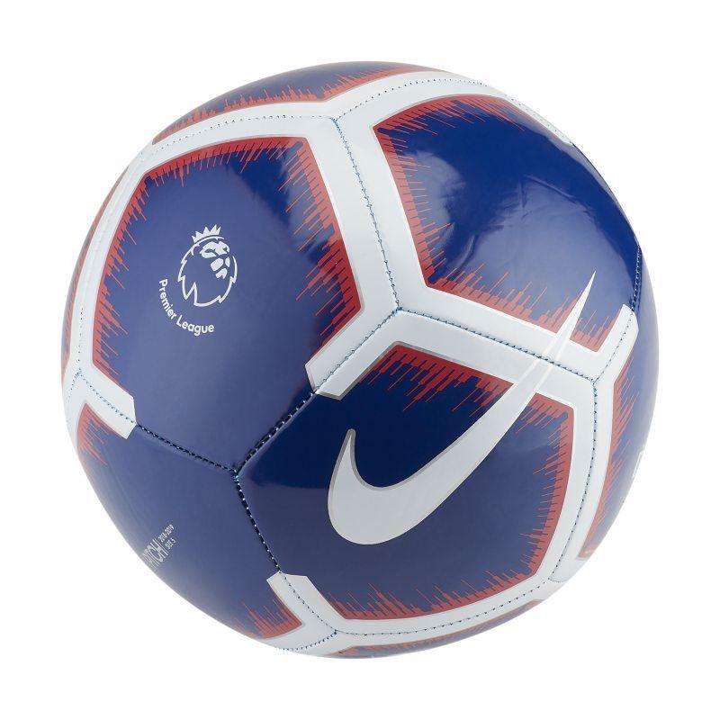 Ballon De Football Premier League Pitch Nike Fr In 2020 Premier League Pitch Soccer Ball