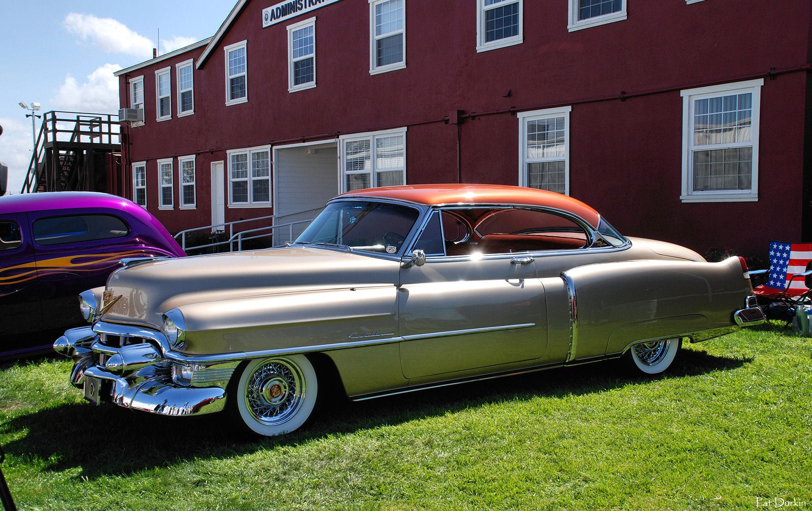 1953 Cadillac Coupe DeVille | Cadillac's, Lincolns and ...