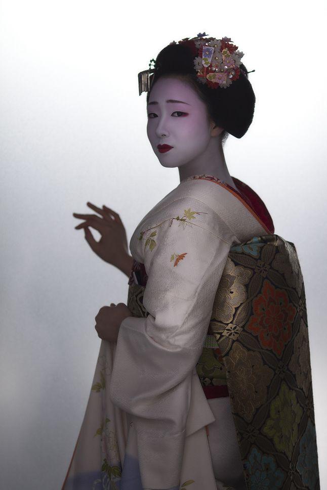 maiko mamefuji | japanese culture #kimono | Kimono | Pinterest ...