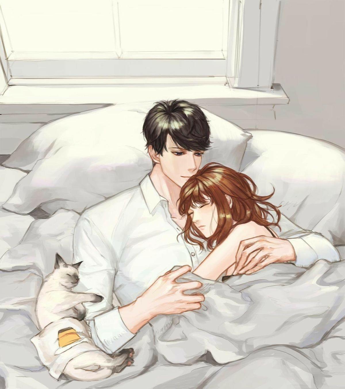 Pin Di Adorable Anime Couples Anime couple hug wallpaper