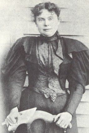 Unsolved Murders: The Lizzie Borden Story | articles | Lizzie borden