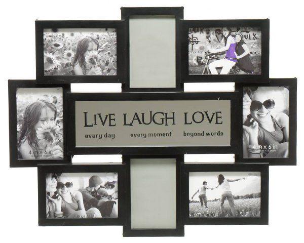 live laugh love picture frames