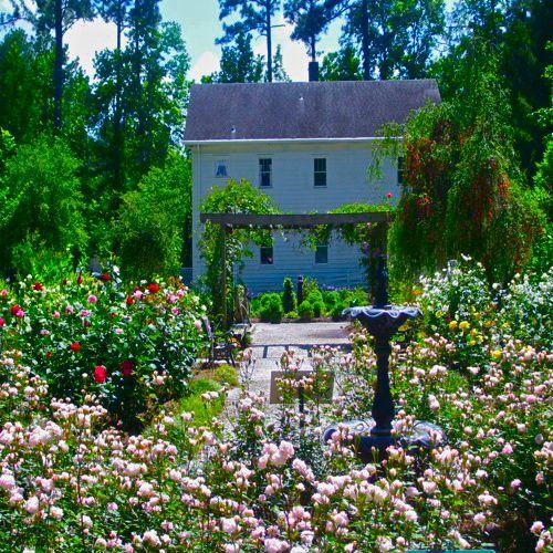Incroyable Image Detail For  Chatham County Garden Center U0026 Botanical Gardens, Savannah,  GA .