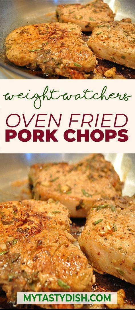 Photo of Oven-fried pork chops – Keto Shrimp Salad