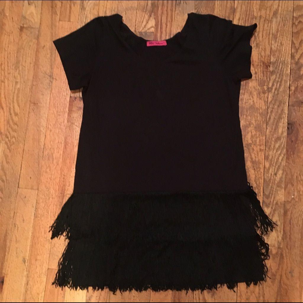 Adorable Fringe Dress!