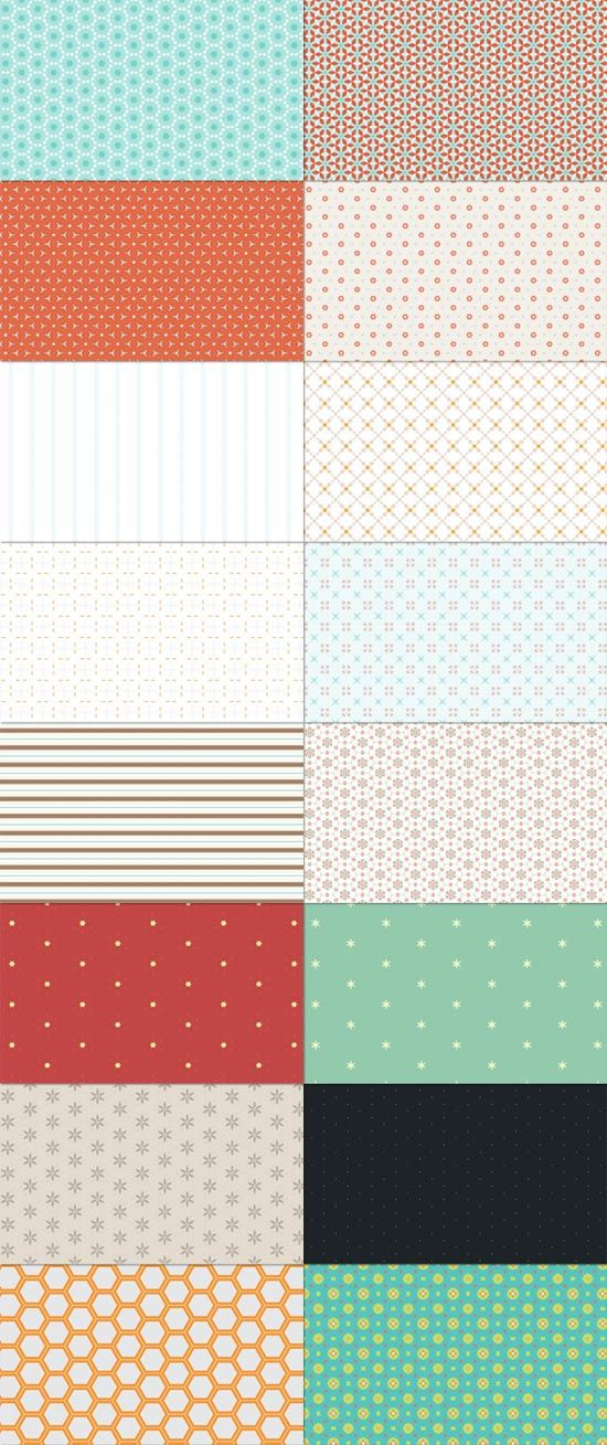 Free High Quality Tileable Seamless Photoshop Patterns Textures