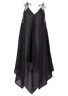 7395631b92 Robe de plage, bpc selection, noir | mode | Pinterest | Robe de ...