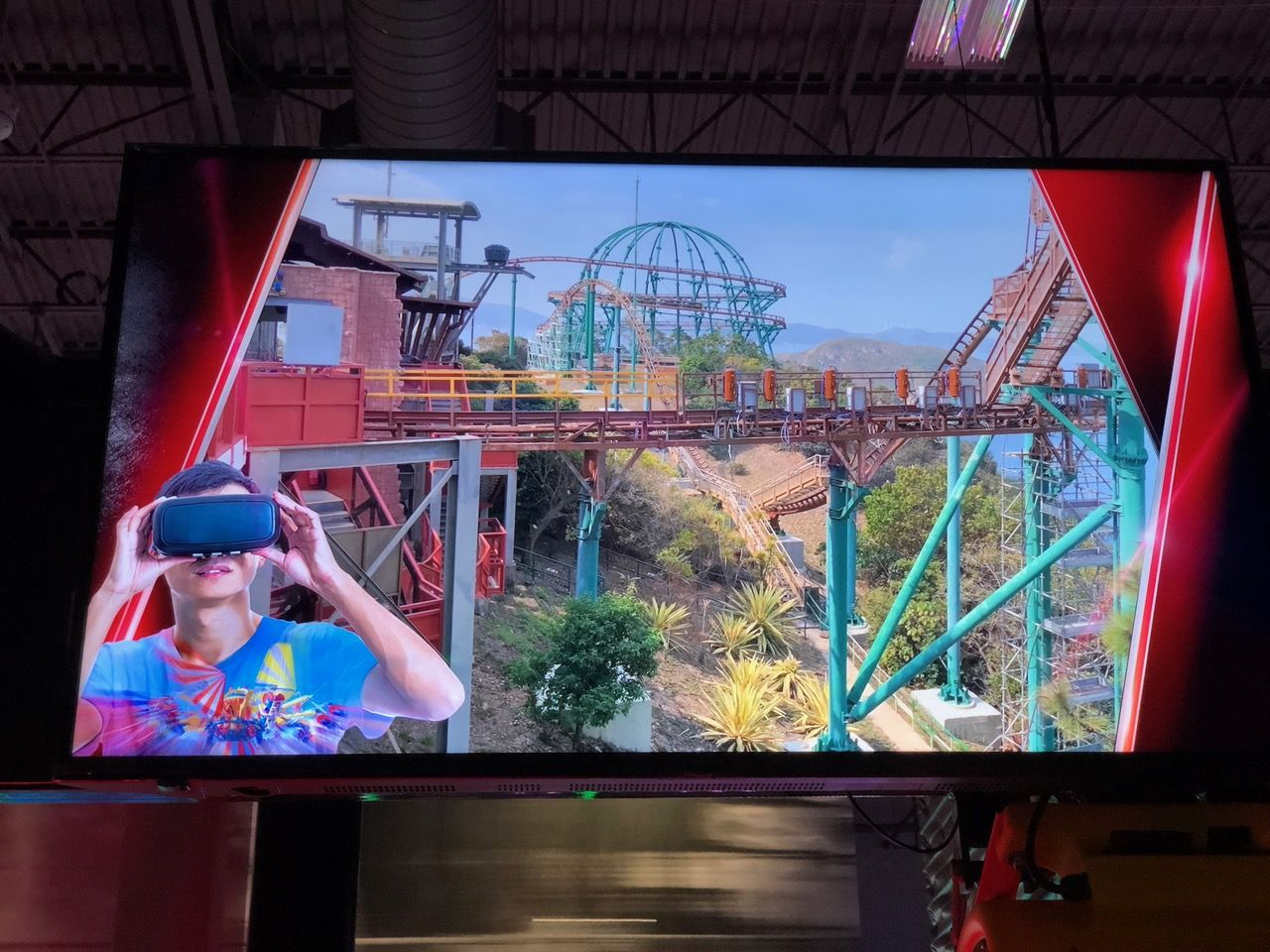 Andretti Indoor Karting & Games Unveils New VR Roller