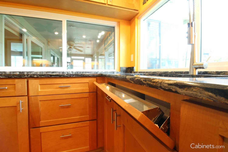 Shaker Ii Maple Toffee Kitchen Cabinets Kitchen Cabinet