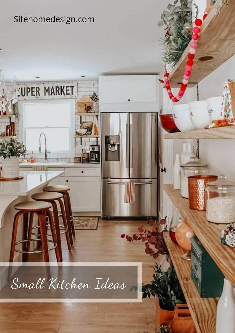 10 Designs Perfect For Your Tiny Kitchen Area Kitchen Kitchentable Kitchenchairs Kitchenfaucetslowes Kitchentrashcan Home Home Kitchens Home Decor