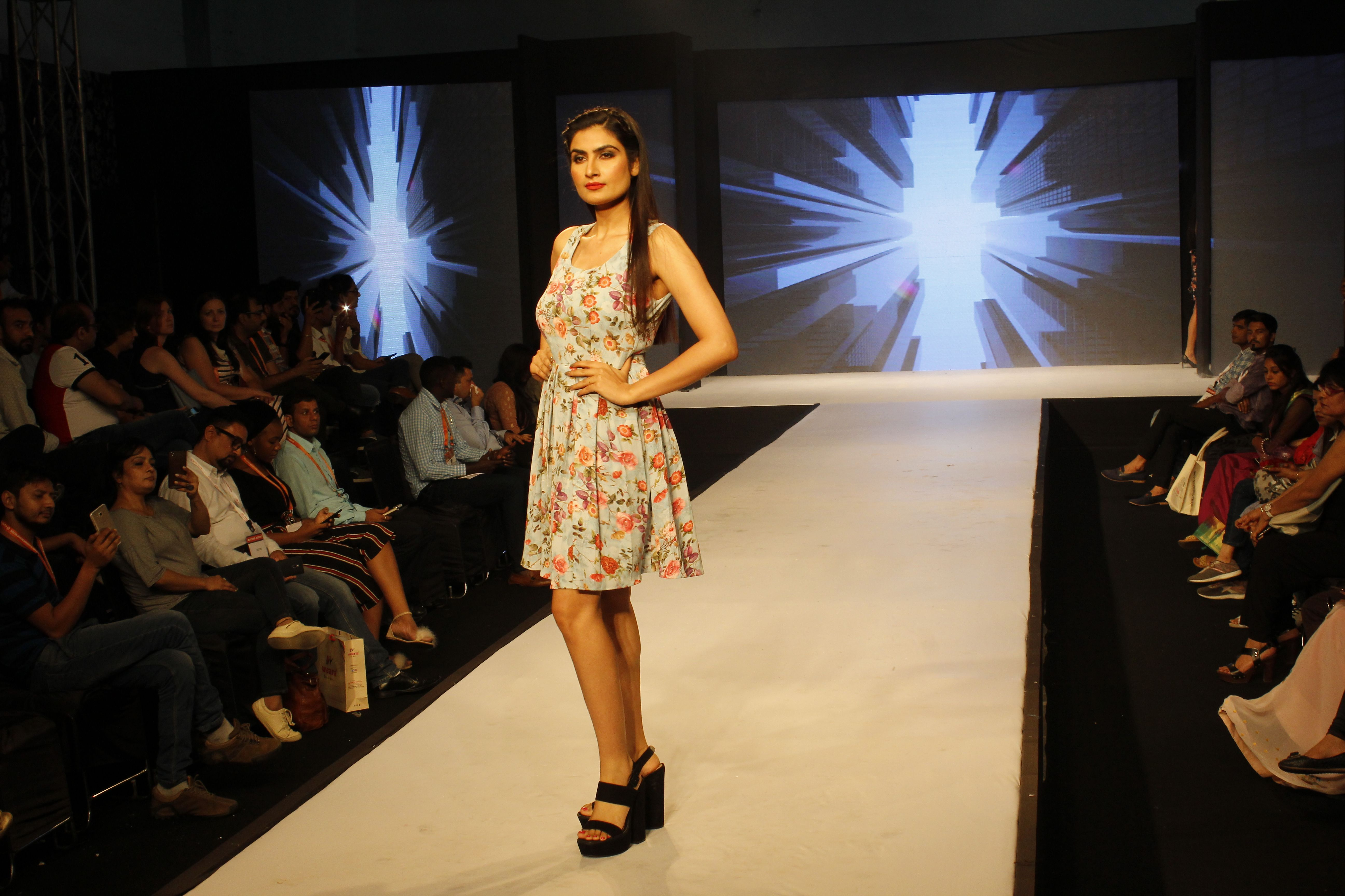 The 62nd India International Garment Fair showcases the best
