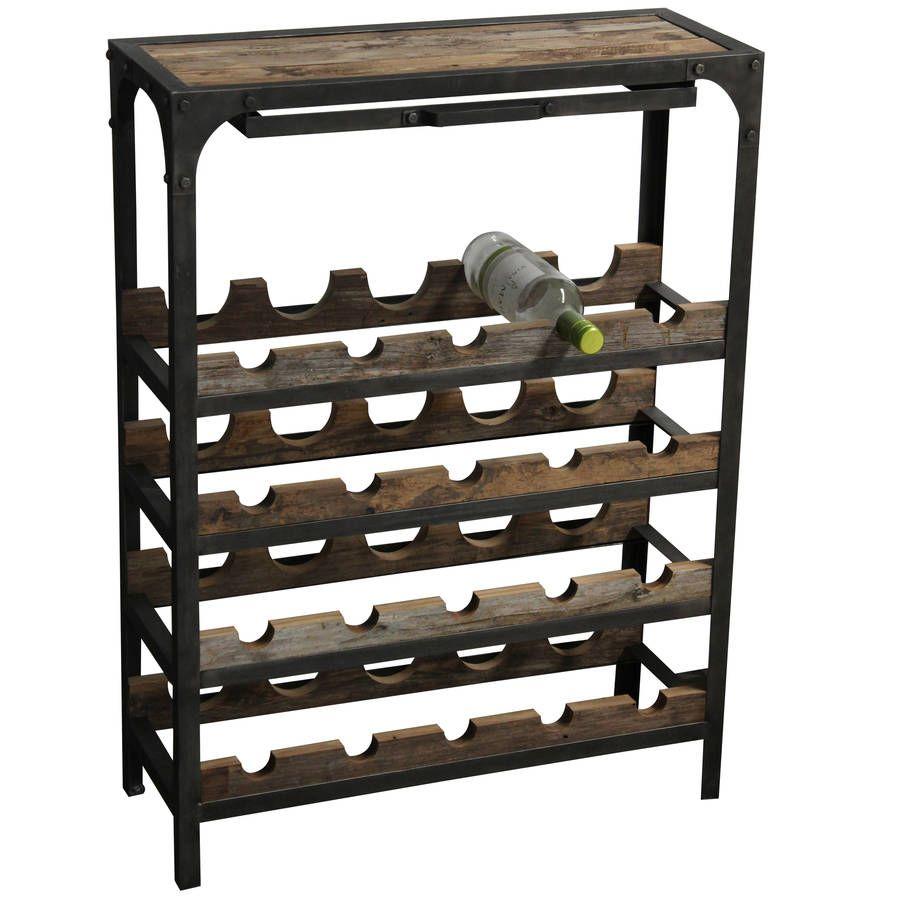 Image result for industrial wine rack | Wine | Pinterest ...
