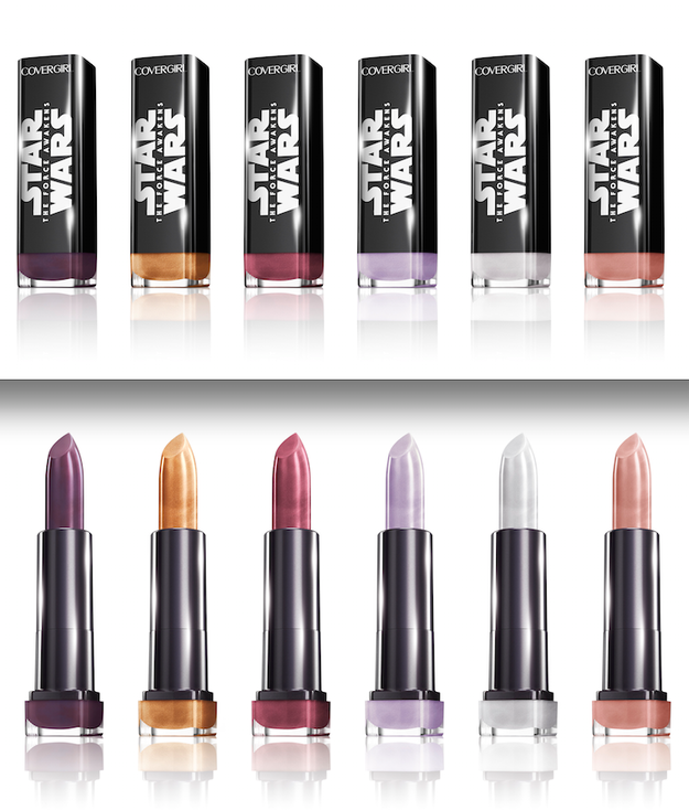 CoverGirl Is Making Star Wars Makeup And It's Classy AF