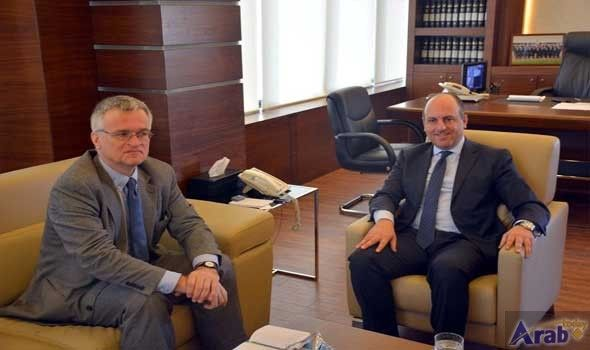 Social Affairs Minister meets Ambassadors of Norway,…