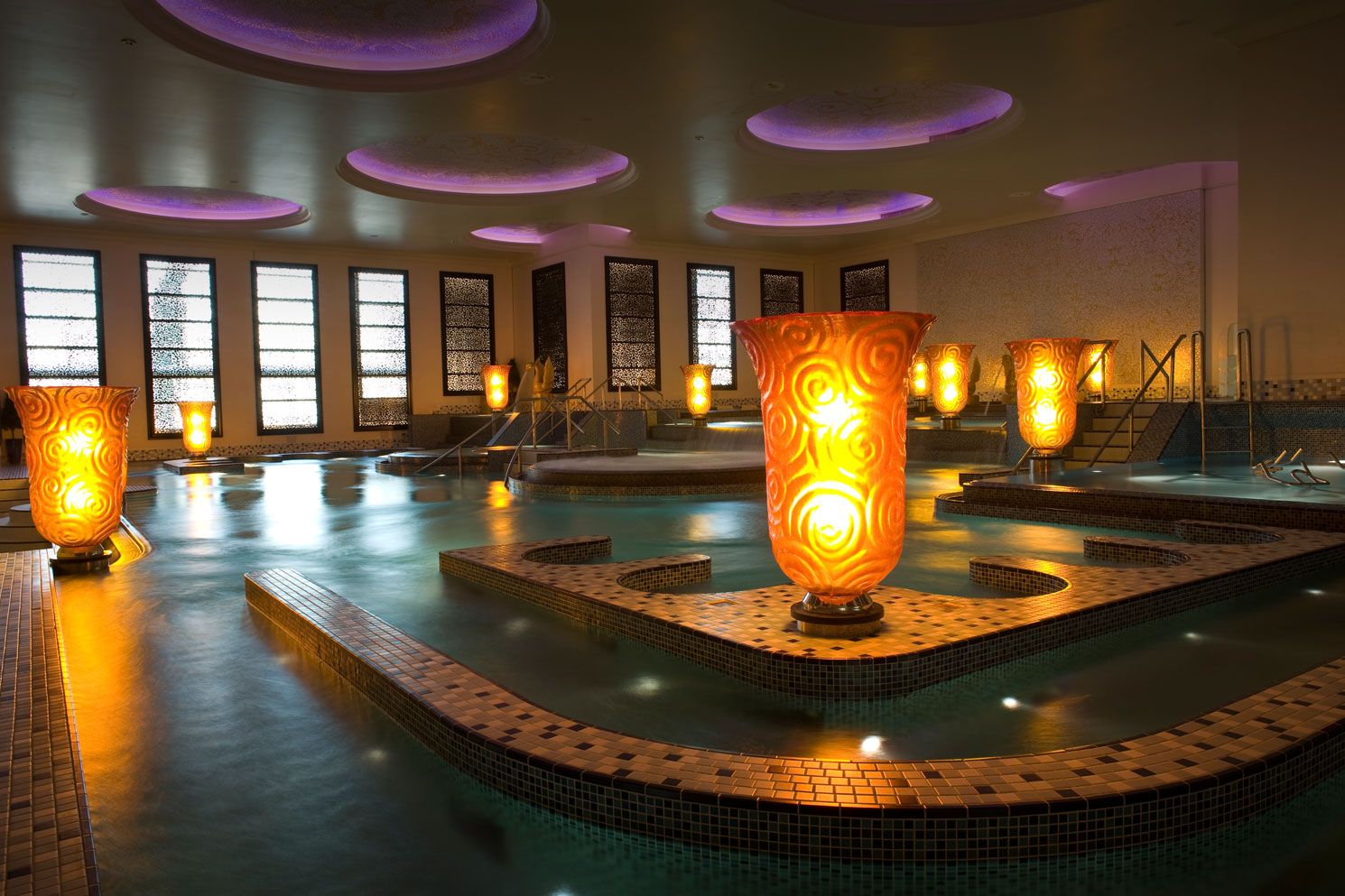 Aquatonic Spa Kuwait Koweit Thermes Marins Spa Aquatonic