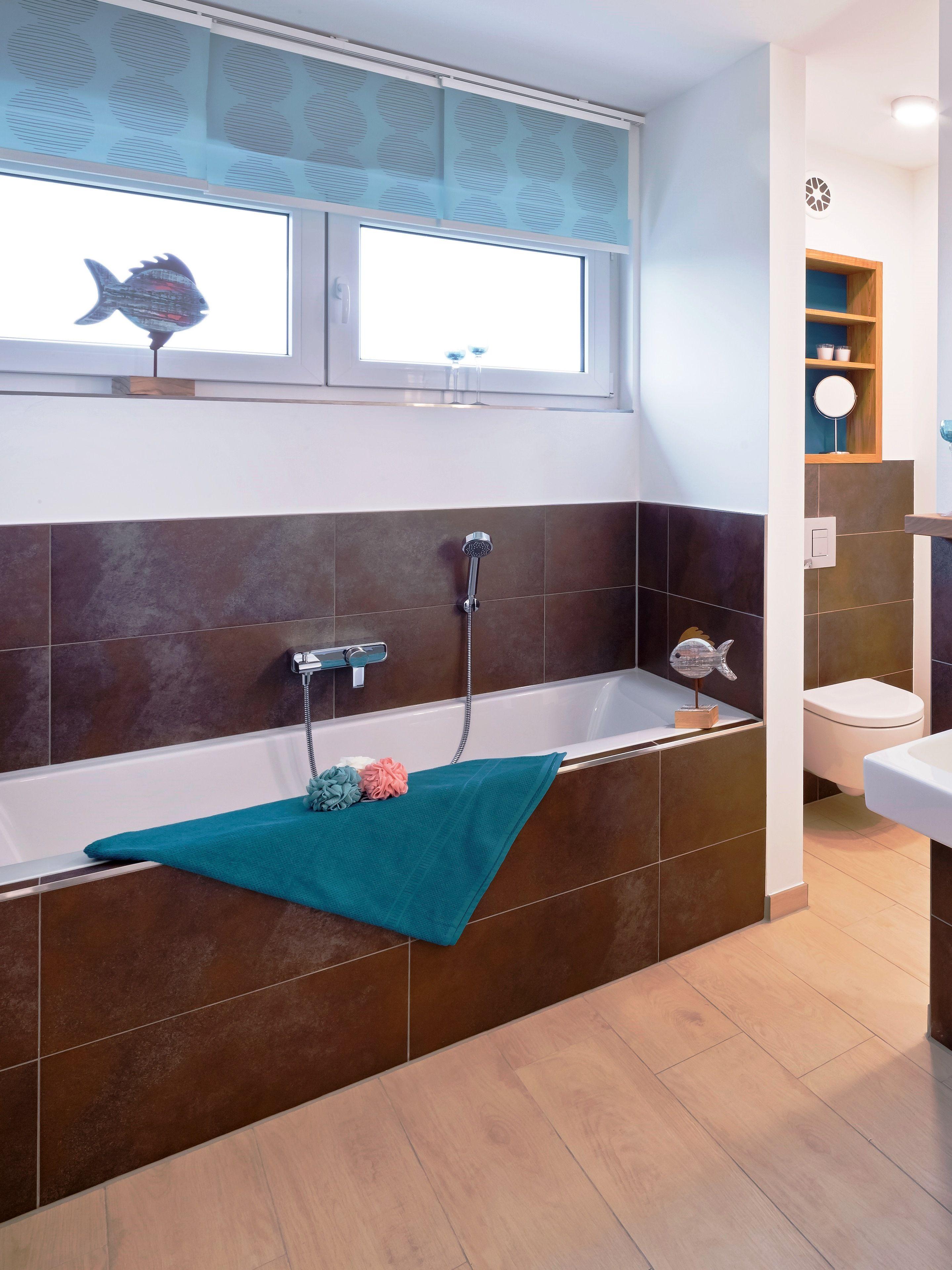 Badfliesen In Modernen Brauntonen Badezimmer Inspiration Moderne Fliesen Heinz Von Heiden Hauser