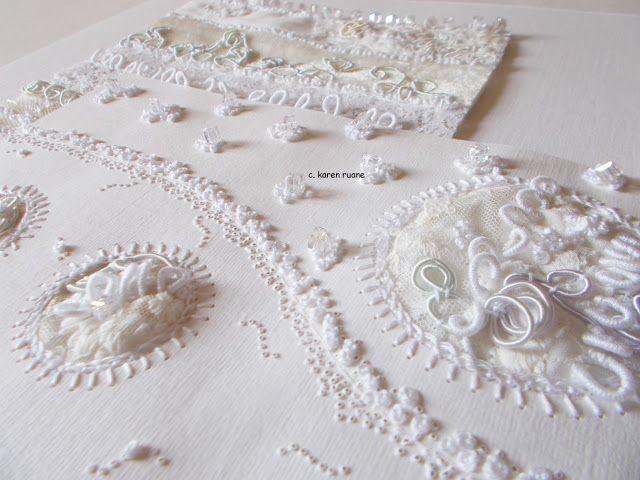contemporary embroidery, hand embellishment and comprehensive online learning.