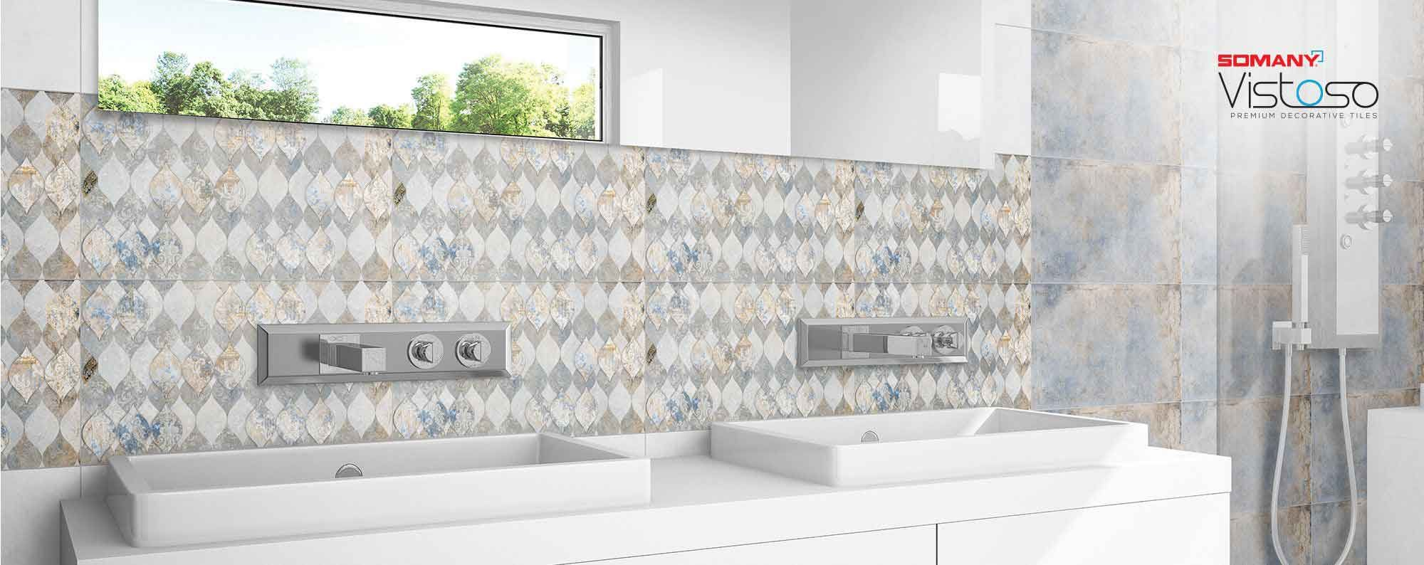 34 Luxury Ceramic Tiles Bathroom Decortez Bathroom Wall Tile White Tile Bathroom Walls Wall Tiles Design