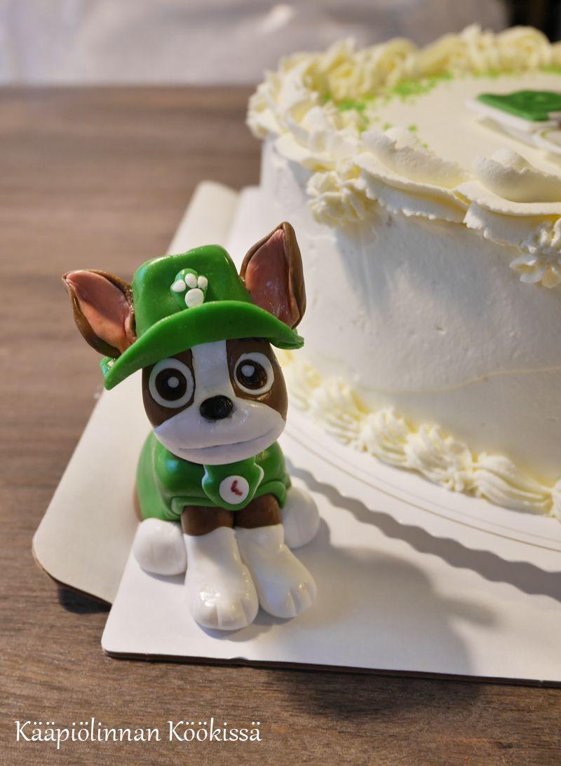 Pienten Poikien Synttarikakut Baking Cake