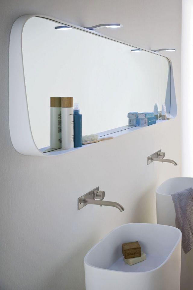 Miroir Design 25 Ides Magnifiques Salle Bains