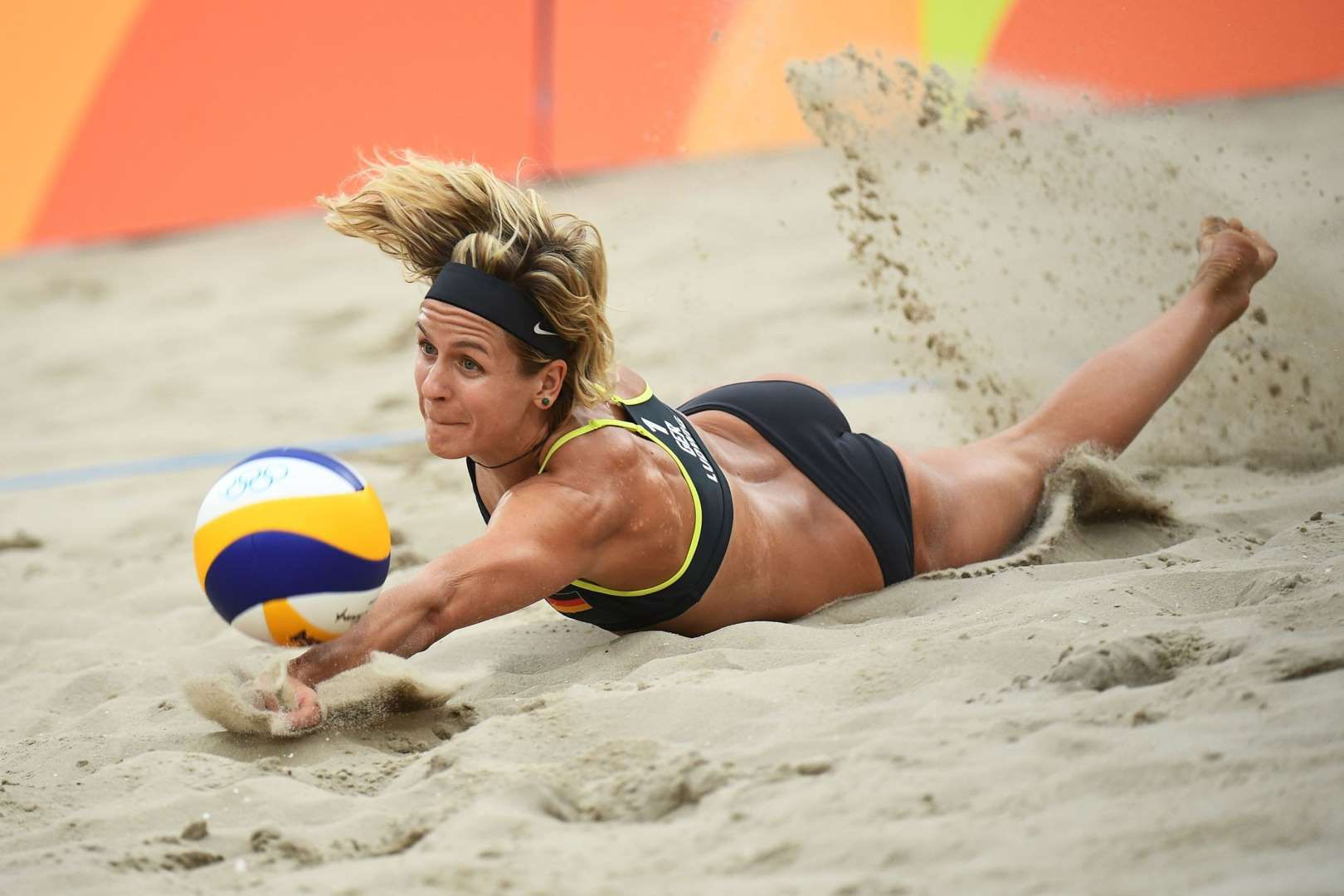 Pin On Beach Volleyball Beauty