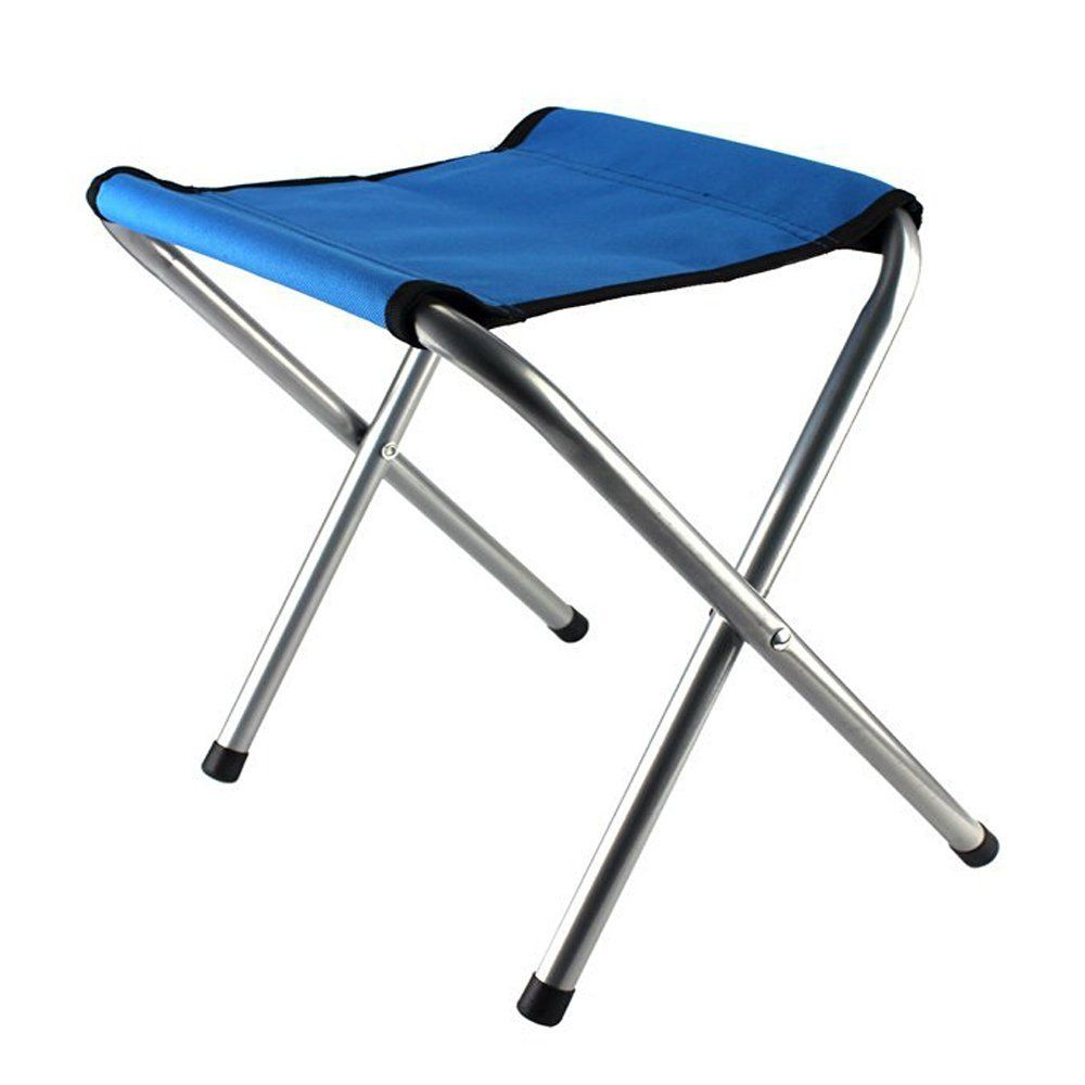Magnificent Ezyoutdoor Folding Step Stool Fishing Stool Walkstool Squirreltailoven Fun Painted Chair Ideas Images Squirreltailovenorg