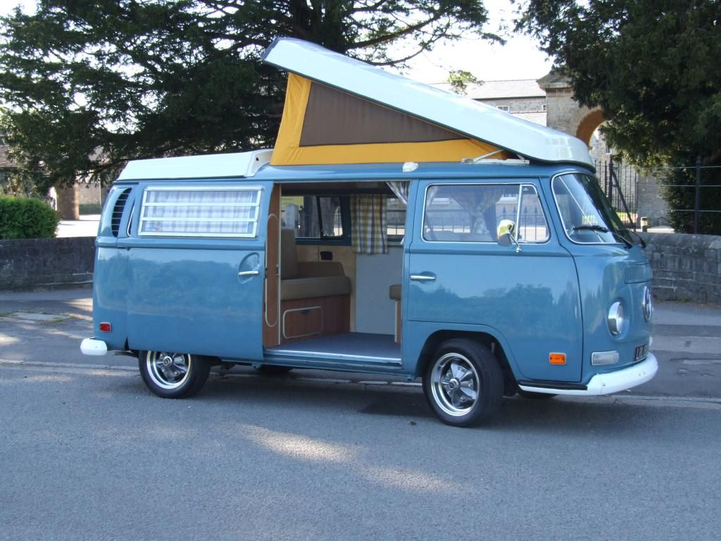 1970 Westy T2 Bus by baggycp