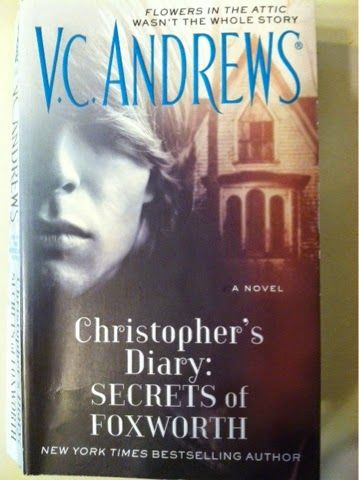Christopher S Diary Secrets Of Foxworth Book Review Books Old Diary Book Worth Reading