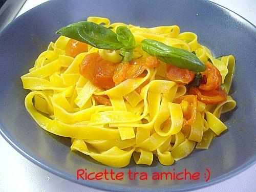 Fettuccine allo scarpariello ricetta napoletana  Ricette