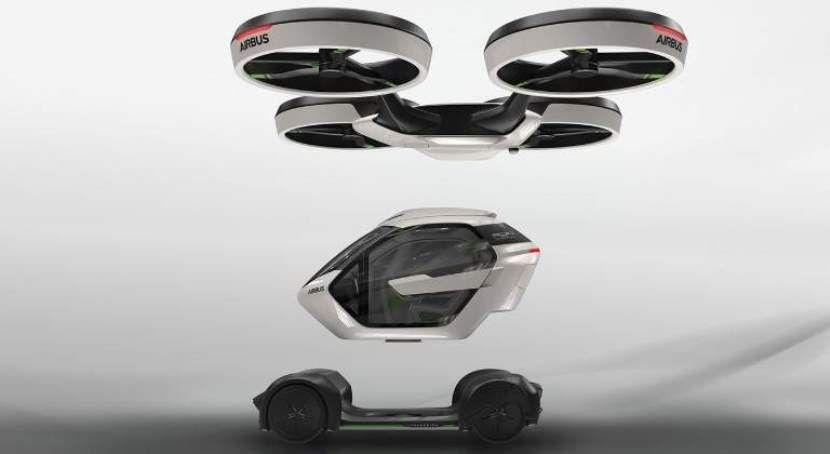 Airbus Pop.Up, un coche autónomo capaz de desplazarse por el aire - http://www.hwlibre.com/airbus-pop-up-coche-autonomo-capaz-desplazarse-aire/