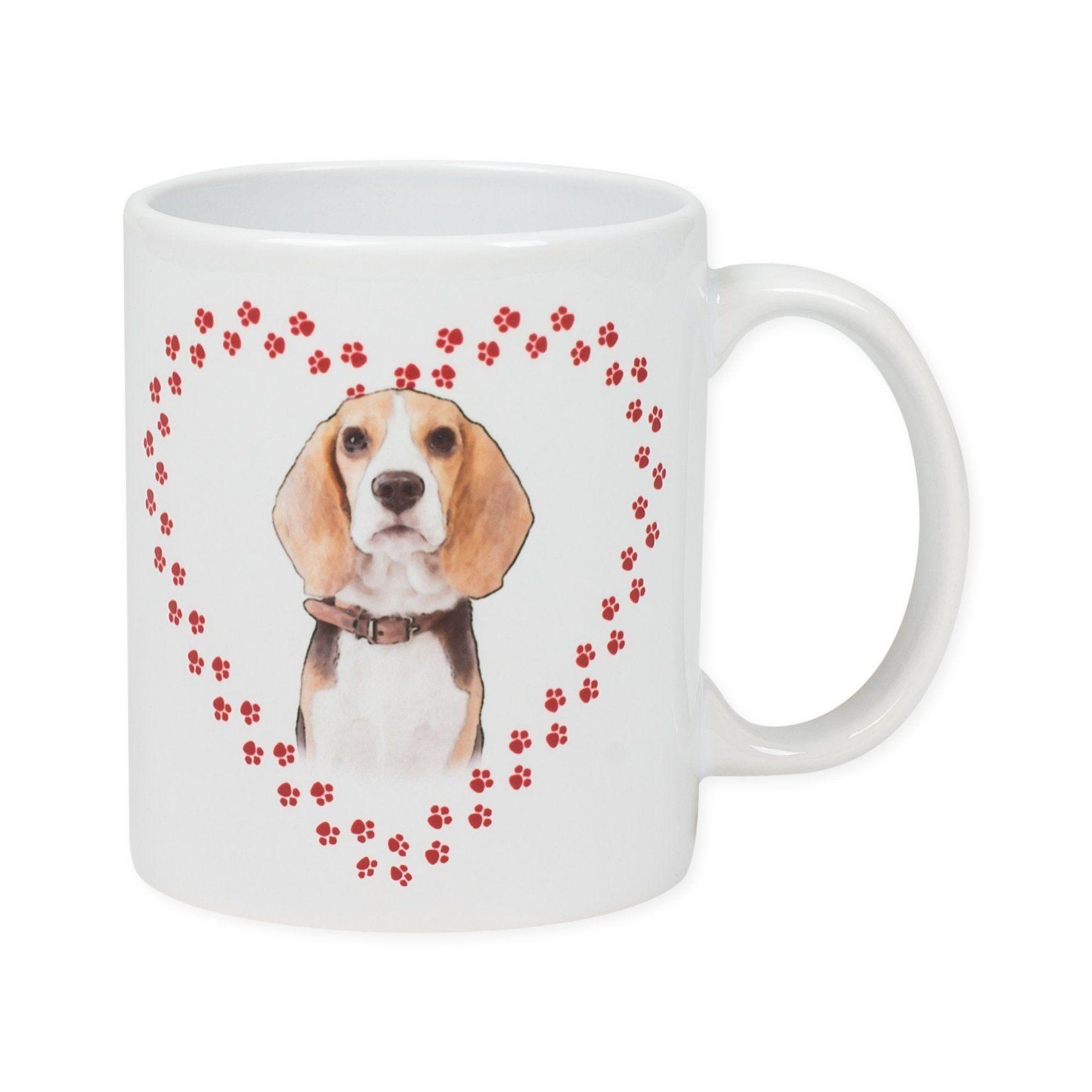 All I Need Is Coffee And My Beagle 11 Ounce Ceramic Coffee Mug