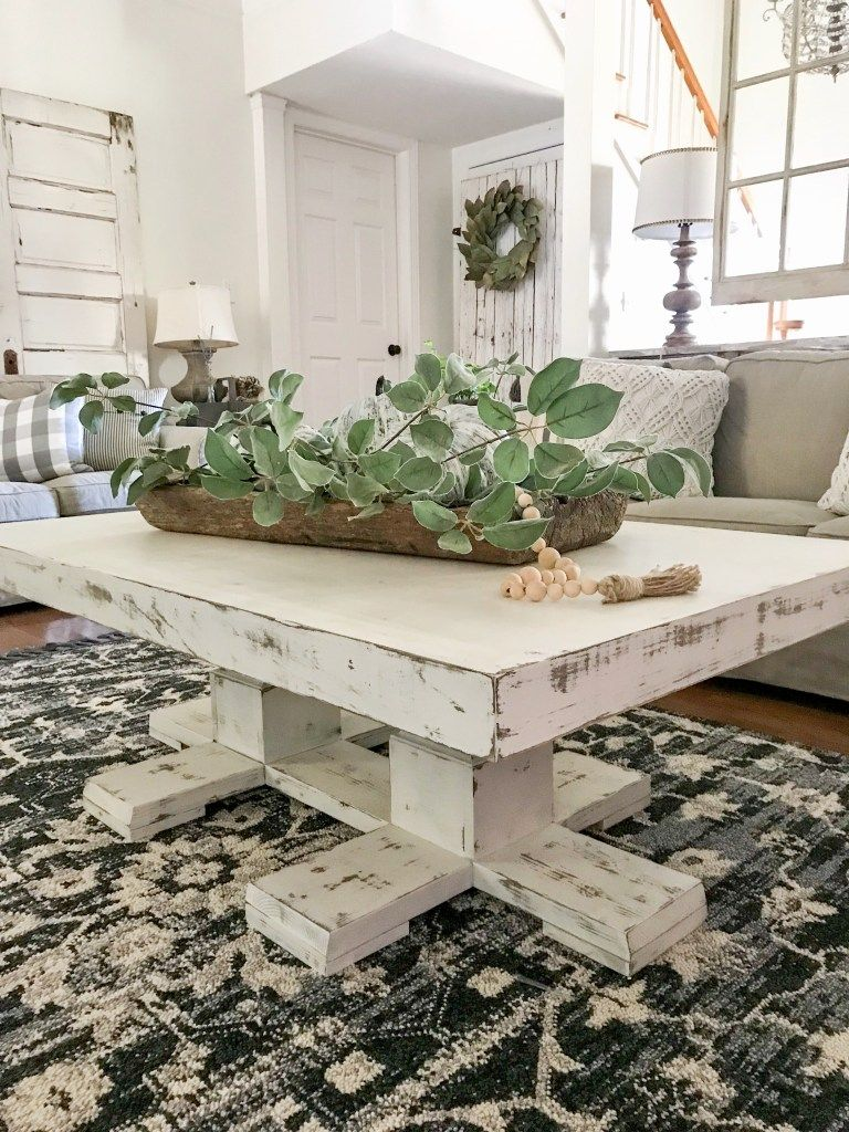 Farmhouse Coffee Shop Southern Sunshine Shop Coffee Table Bless This Nest Blog