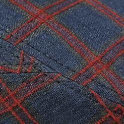 Photo of Stetson Belfast Linen Check Flatcap Baumwollcap Leinencap Schirmmütze Schieberm…