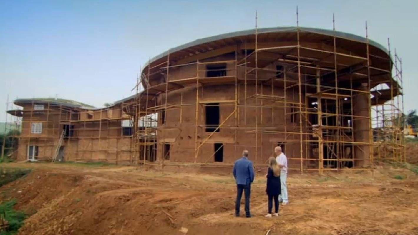 Grand Designs Cob House Divorce Cob House Mud House Grand Designs