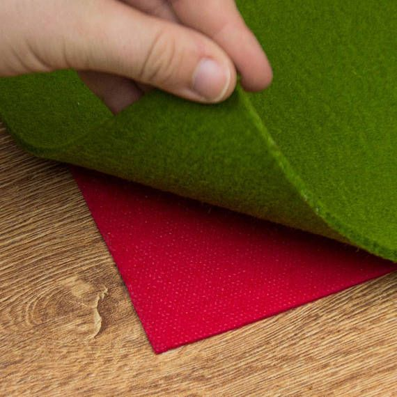 Red Carpet Rug Under Pad Multiple
