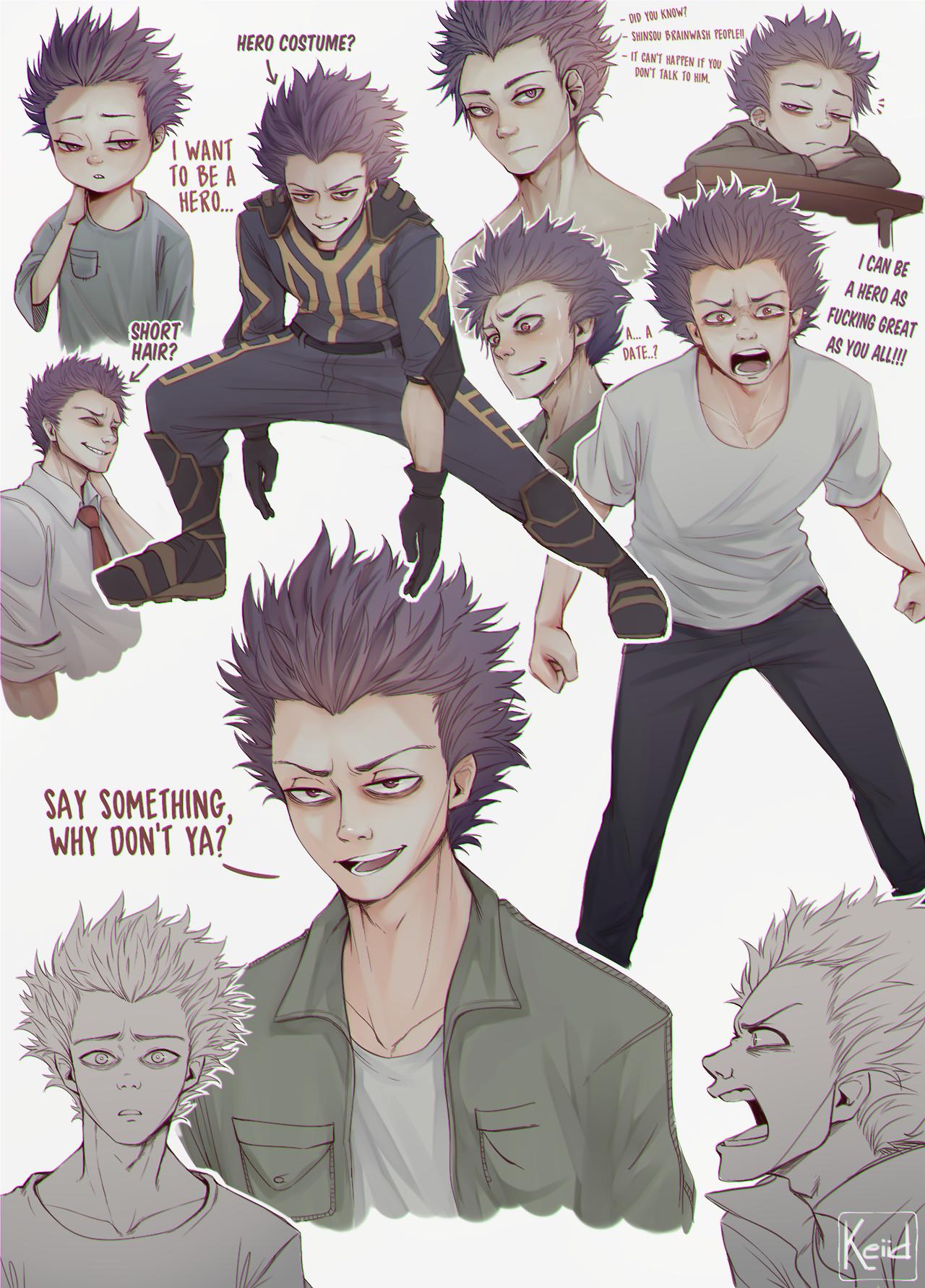 Todoroki Kun S First Friend Full Translation My Hero My Hero Academia Manga Boku No Hero Academia