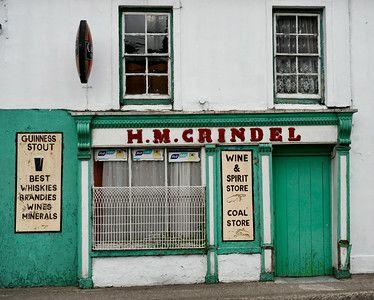 Ballyhooly pub. By Richard Donkin