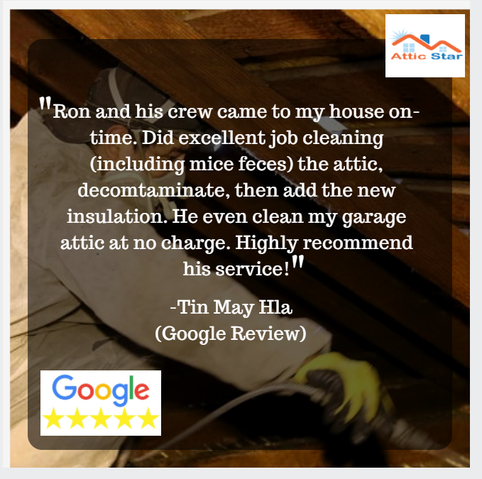 We Always Strive To Provide The Best Customer Service To Each And Every Client Thanks For The Review Tin May Good Customer Service Google Reviews Garage Attic