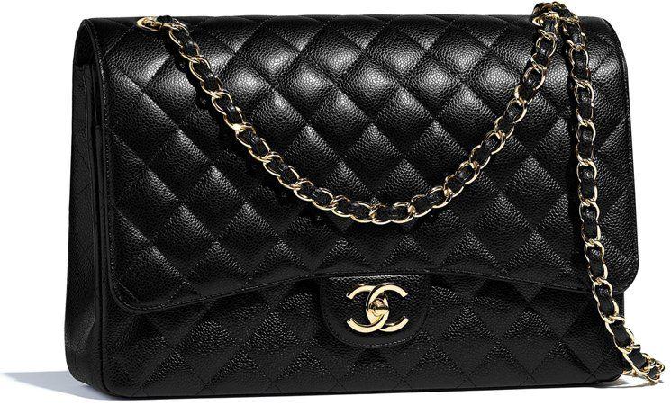 5ea55a596a Chanel-maxi-classic-flap-bag-prices