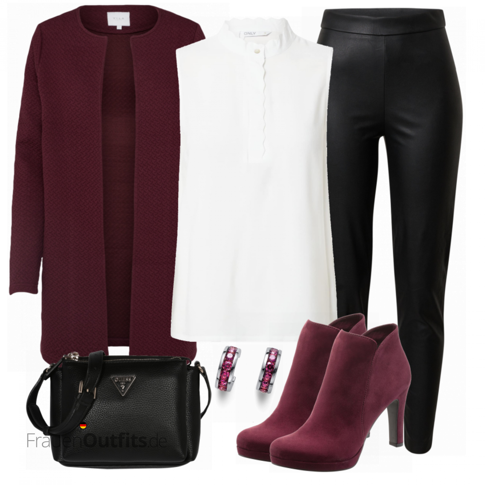 elegantes herbst outfit outfit - herbst-outfits bei