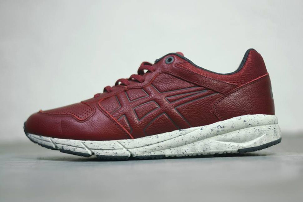 """Onitsuka Tiger Shaw Runner """"Leather Pack"""""""