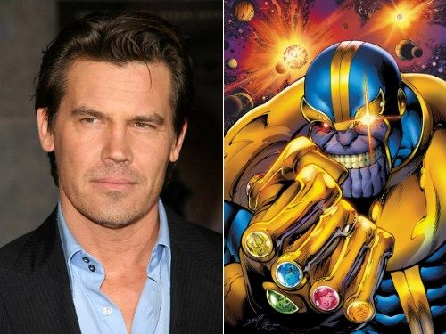 Josh Brolin Will Voice Thanos In Avengers 3 And Guardians Of The Galaxy Galaxy Comics Avengers Guardians Of The Galaxy