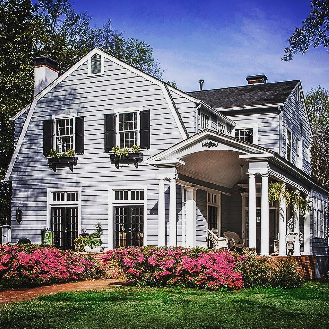 Hank Bailey Re Max Legends On Instagram This 1895 Dutch Colonial Is Both Charming And Elegant In Dutch Colonial Exterior Dutch Colonial Homes Dutch Colonial