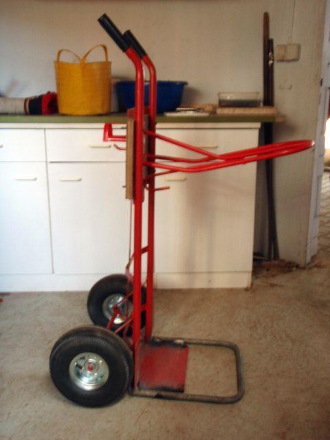 sattelcaddy trolley chopper butler basteln. Black Bedroom Furniture Sets. Home Design Ideas