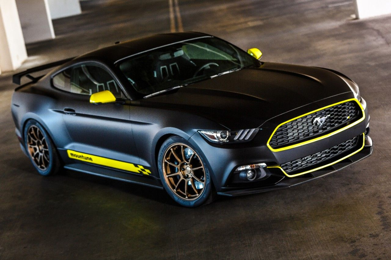 2015 Mountune Mustang Mustang Ecoboost Ford Mustang Ford Racing